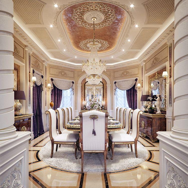 Classical Interior Mansion Luxury Lifestyle Interior Design
