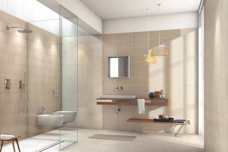 palette naturale -Le proposte Marazzi per i rivestimenti bagno ...
