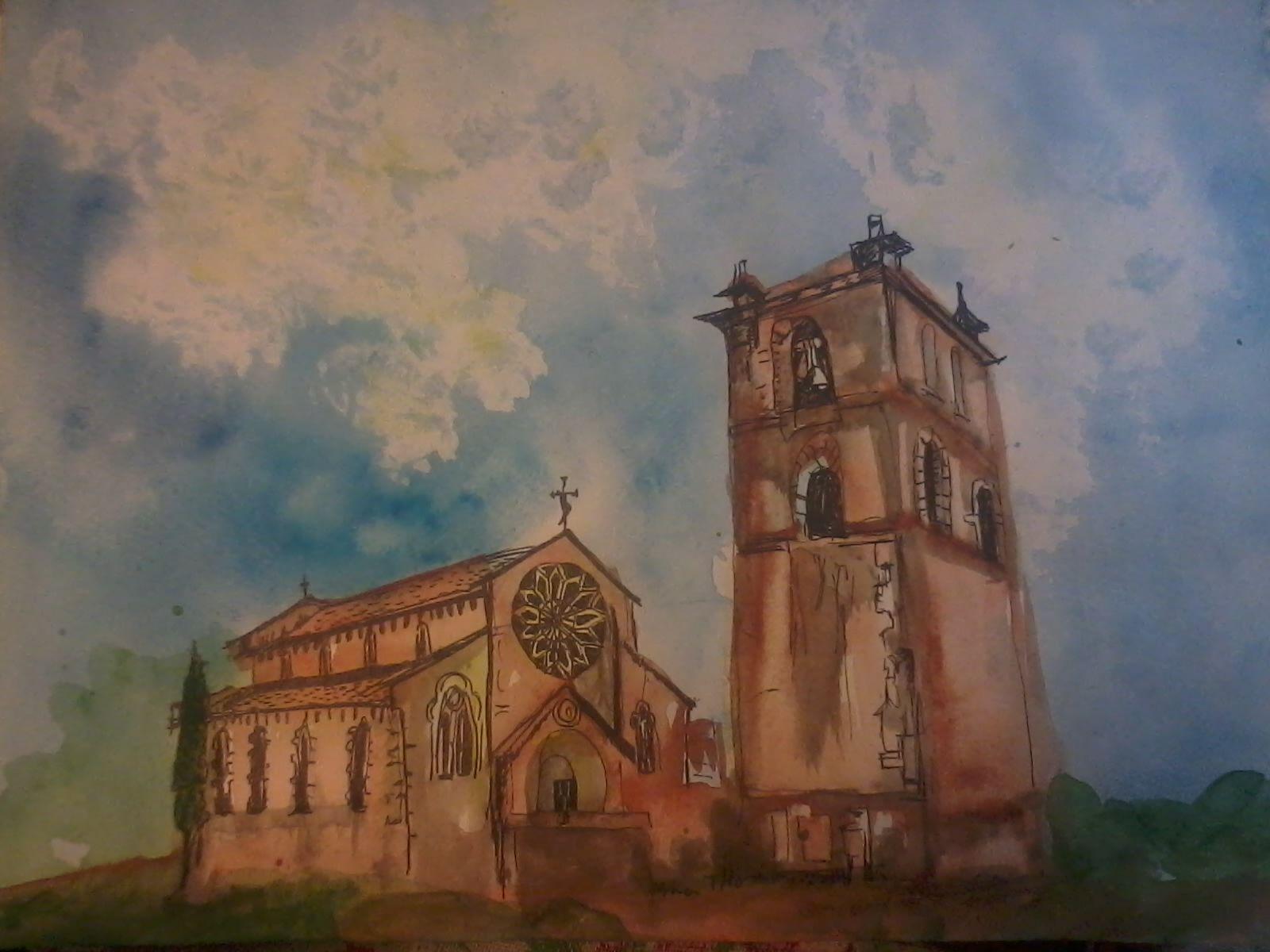 Santa Maria do Olival de Tomar