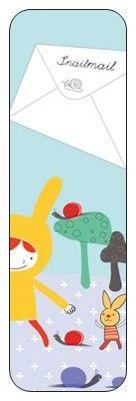 Snailmail Sticker