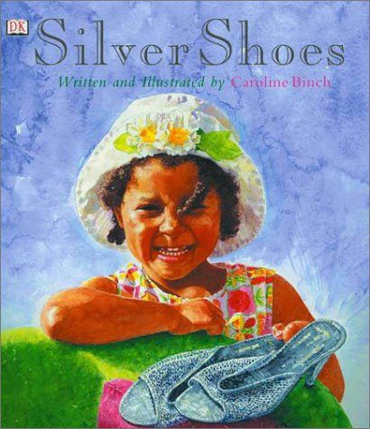Picture Book Silver Shoes By Caroline Binch Mixed Race