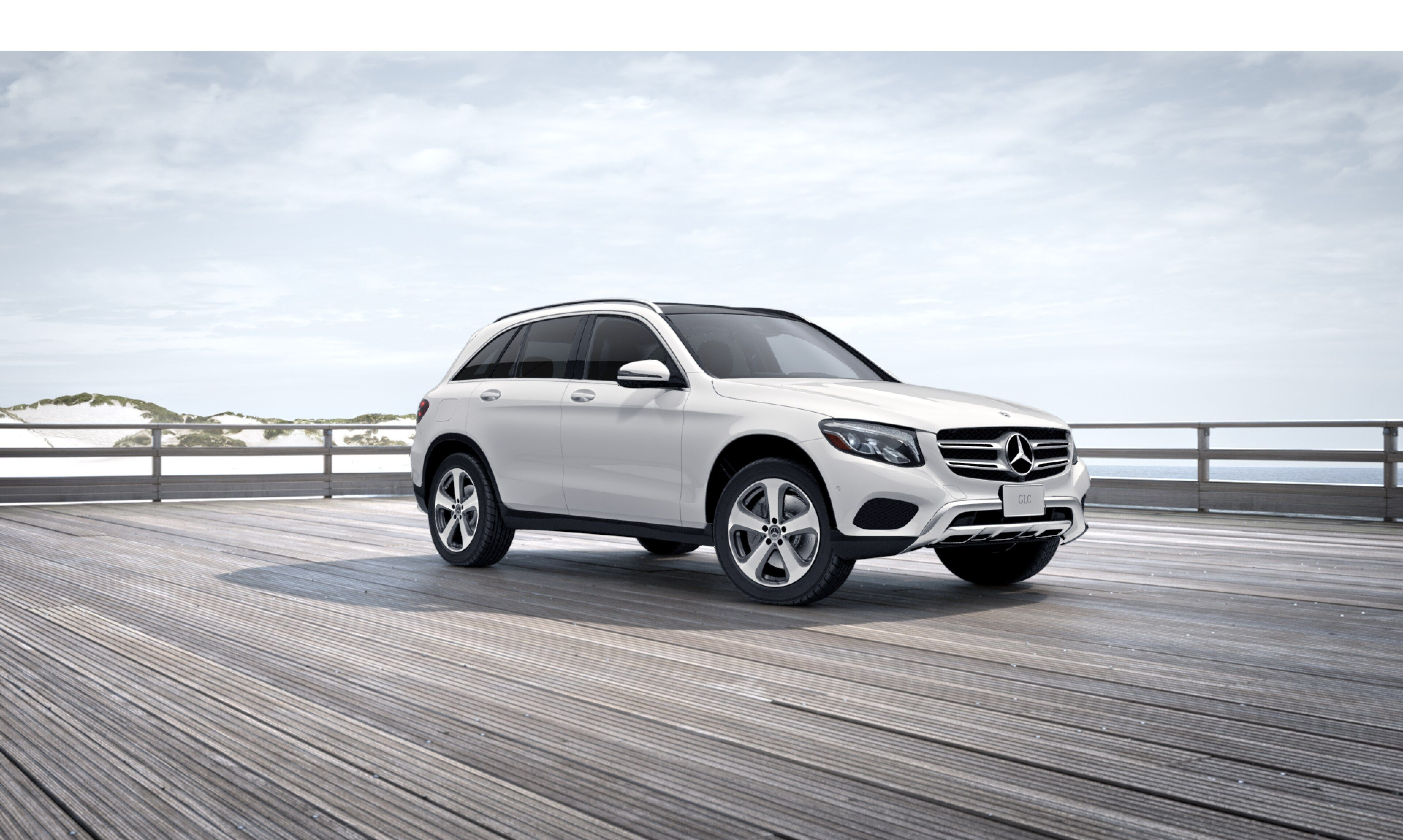 Build Your 2019 Glc 300 4matic Suv Mercedes Benz 60k With