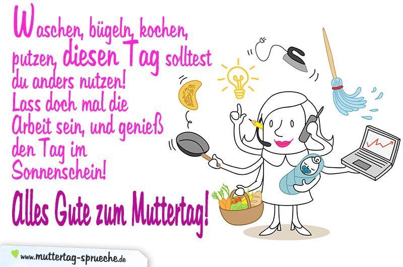 Bon Muttertag Sprüche Lustig #lustig #muttertag #spruche