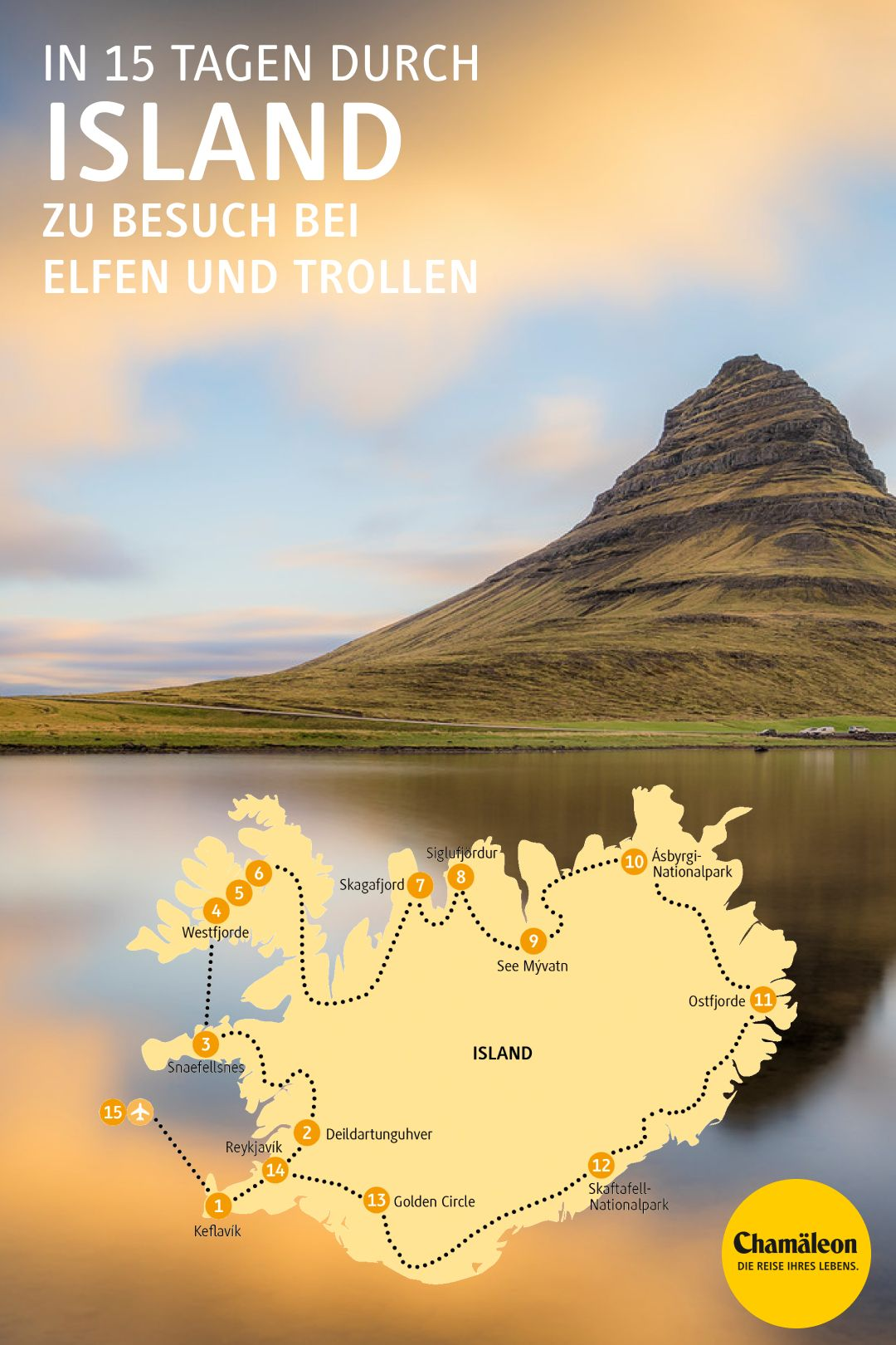 Unglaublich Aber Wahr Uber Die Halfte Der Islander Glaubt An Elfen Und Trolle Kein Wunder Bei Einer Landschaft Die Uberirdisch Sche Reisen Reykjavik Island