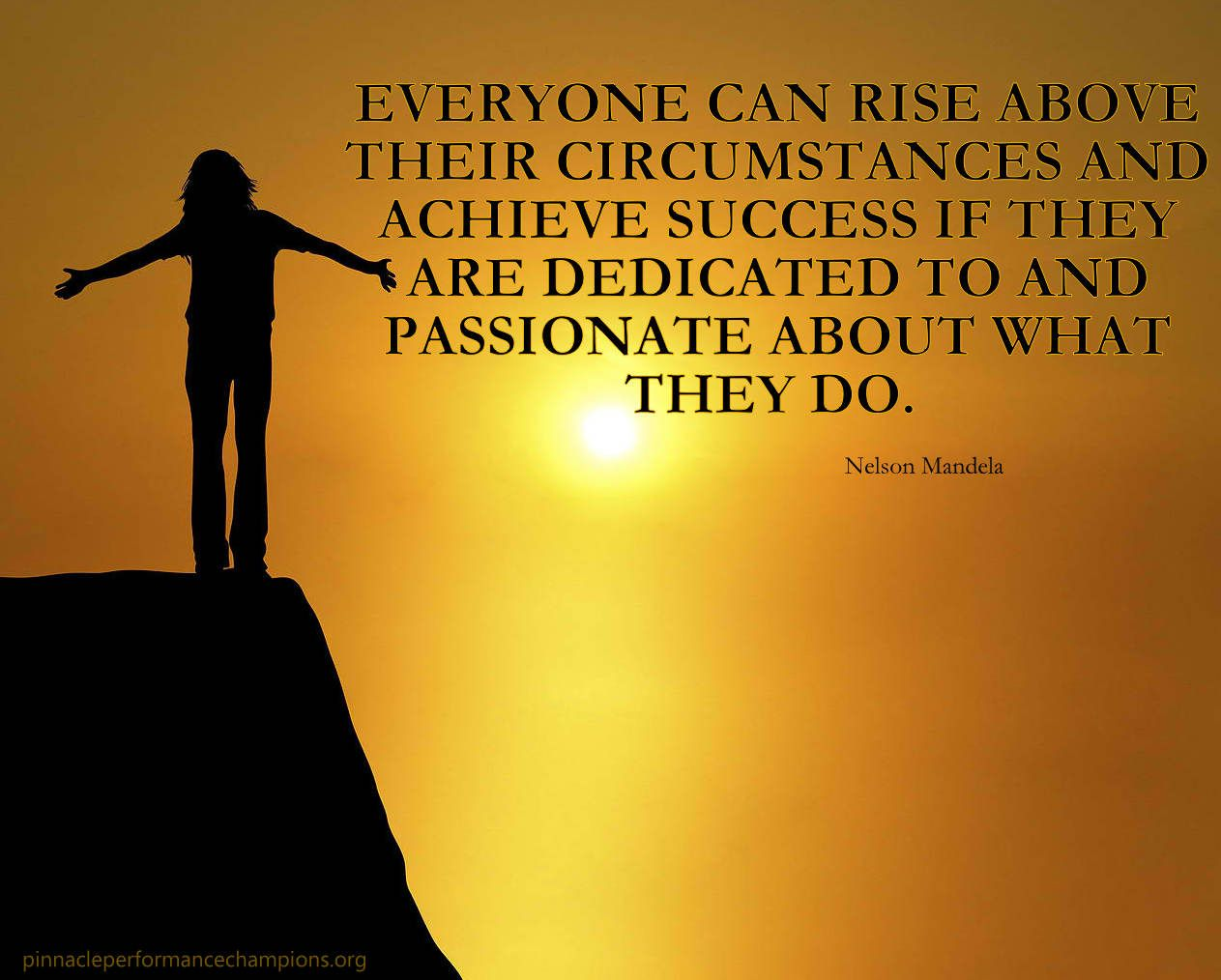 Nelson Mandela Rise Above  Quotes    Inspirational