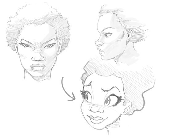 Aprende a dibujar caricaturas muy fcil cartoon faces cartoon aprende a dibujar caricaturas muy fcil ccuart Image collections