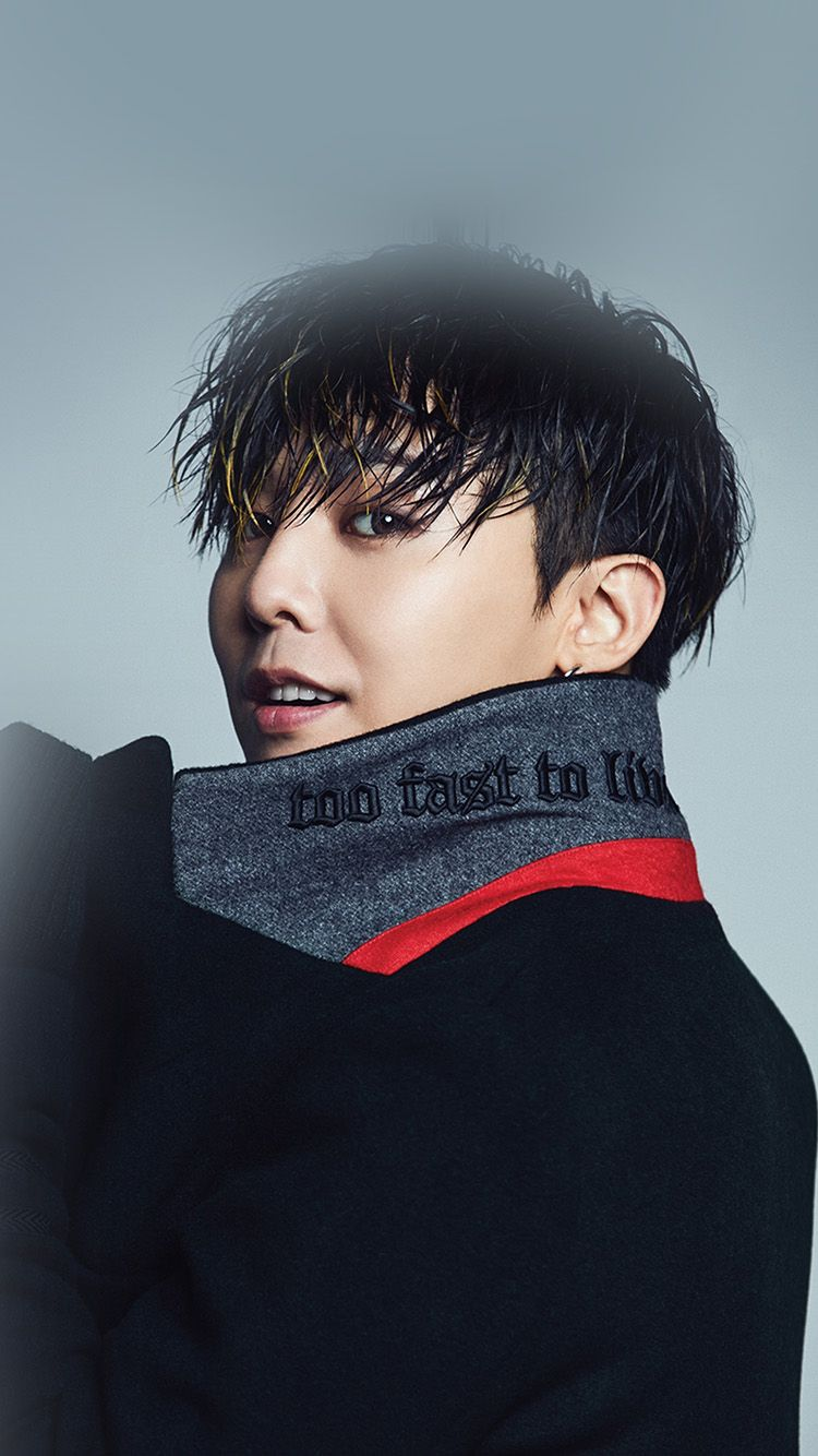 Gdragon Bigbang Kpop Singer Wallpaper Hd Iphone G Dragon