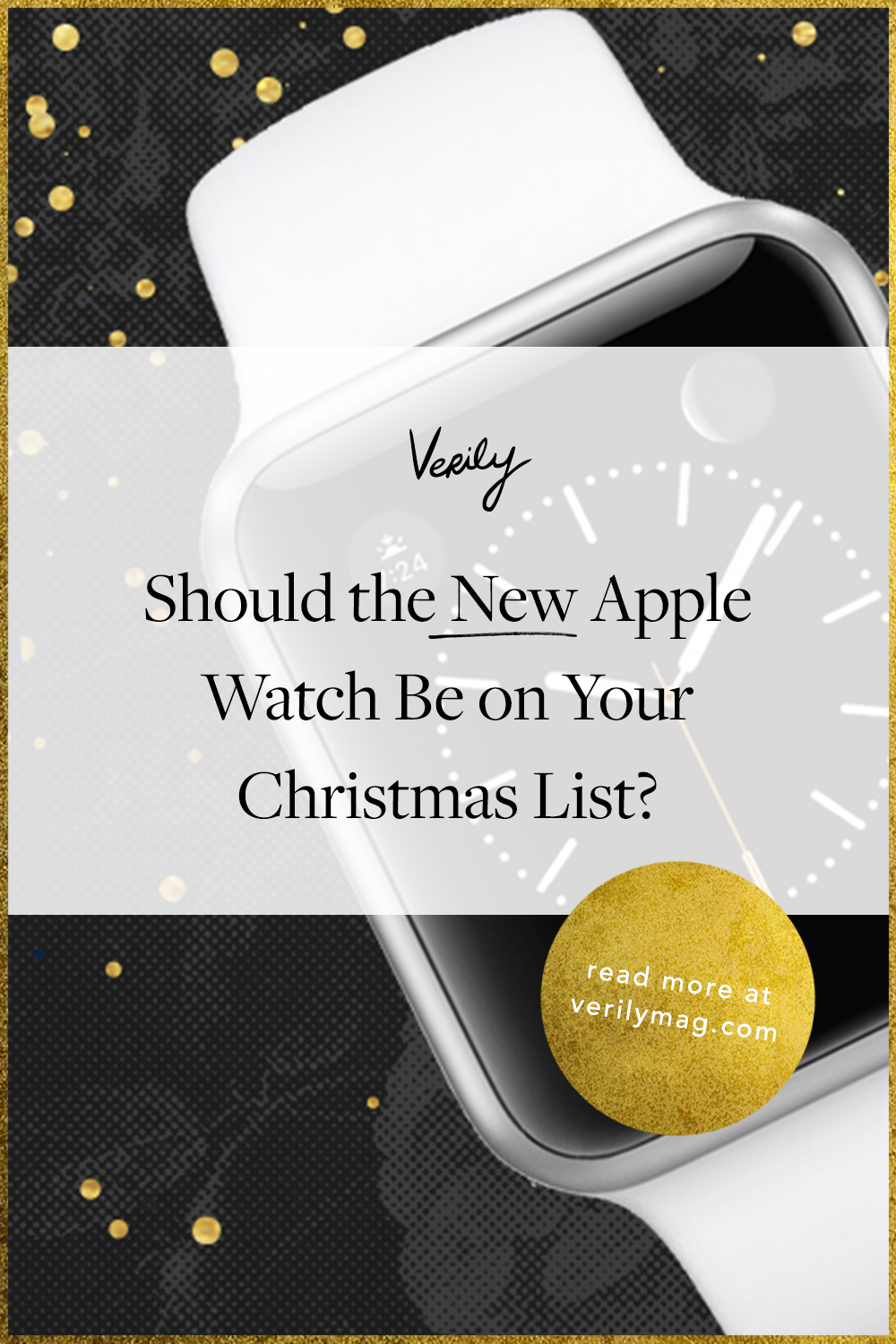 Cutting through the hype - should you get the Apple Watch Series 3 this Christmas?