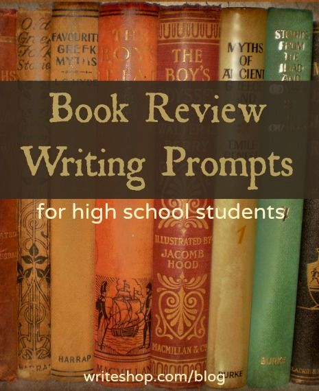Book review writing service