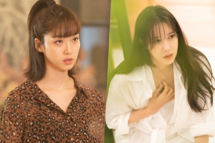 """Lee Ji Ah Is Shocked And Heartbroken By Han Ji Hyun's Defiant Behavior In """"The Penthouse 3"""""""