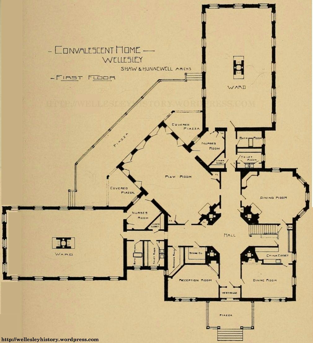 convalescent home hospital floor plan hospital plans hospital architecture plan design game [ 1010 x 1106 Pixel ]