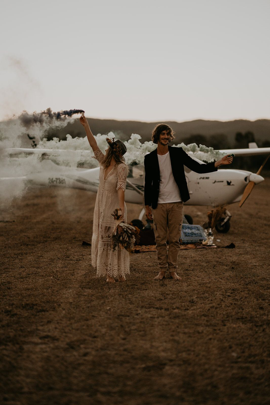 Styled Adventure Elopement by Emma Foster › Beloved ...