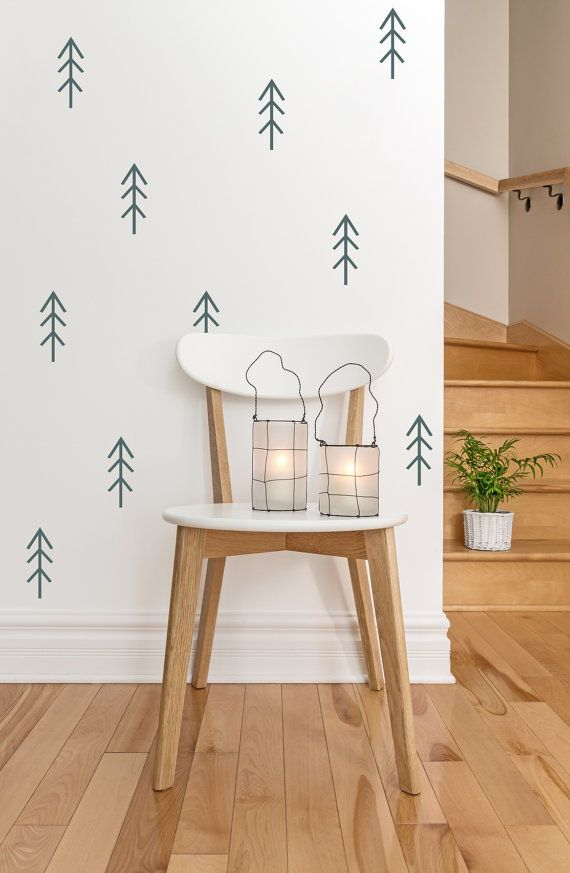 Tree wall decal tree decal tree decals for nursery by StudioPicco