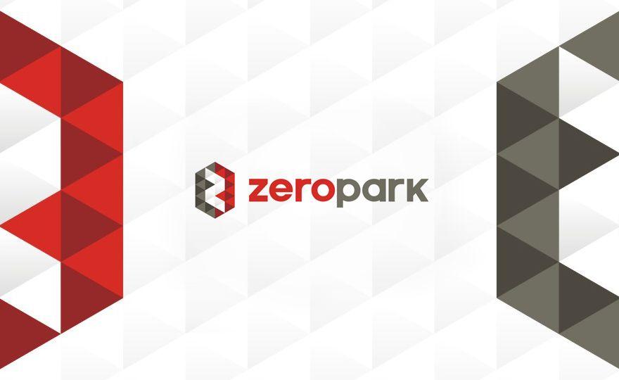 ZeroPark logo design