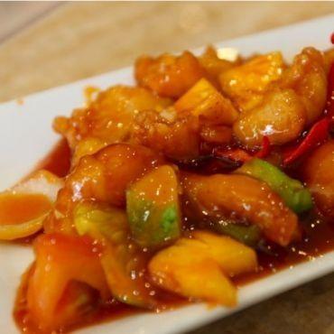Resep Cumi Asam Manis Enak Sederhana Dan Cara Membuatnya Recipe Sweet And Sour Fish Recipe Fish Recipes Sweet And Sour Recipes