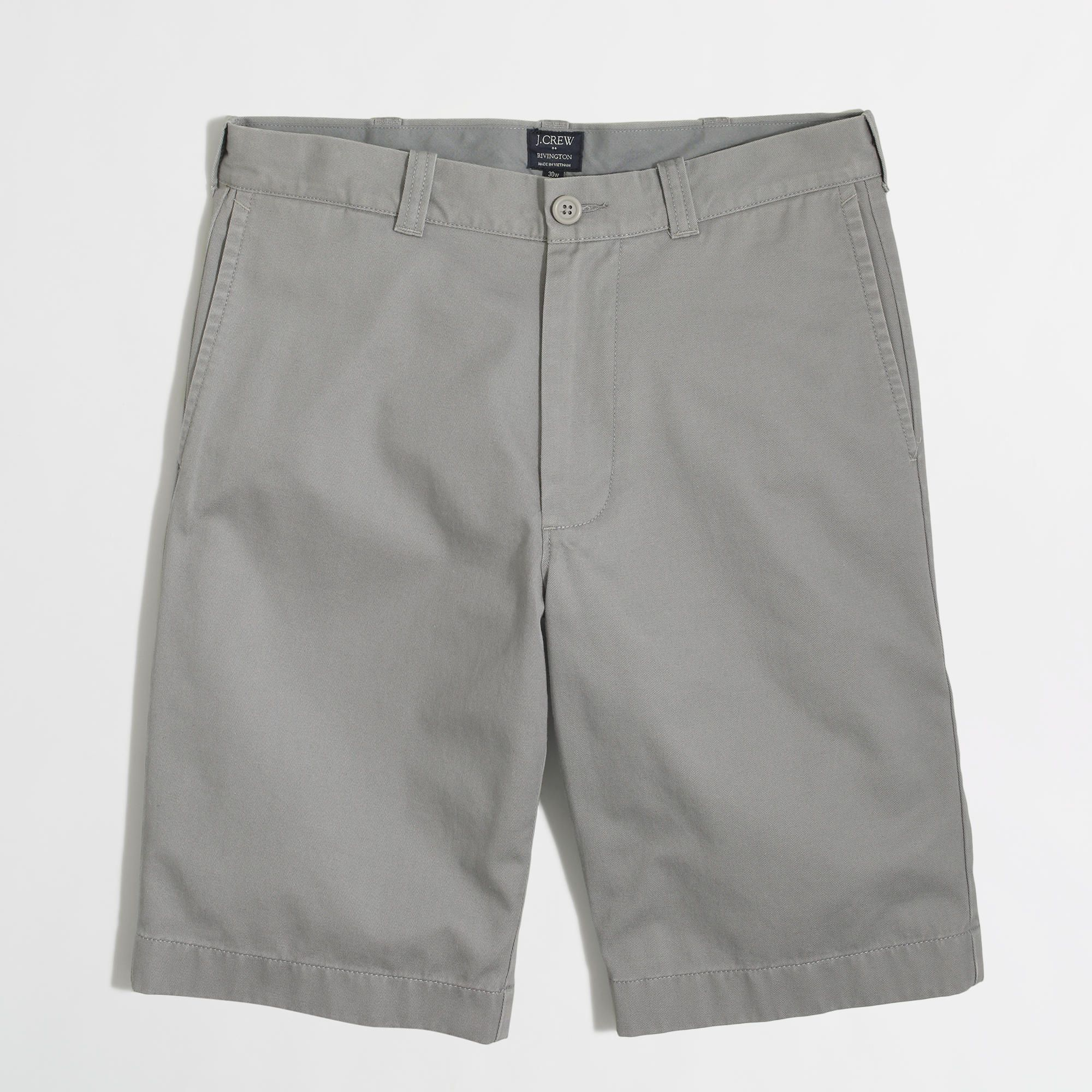 Light Slate Gray Khaki Shorts 2016 | Men's fashion | Shorts ...