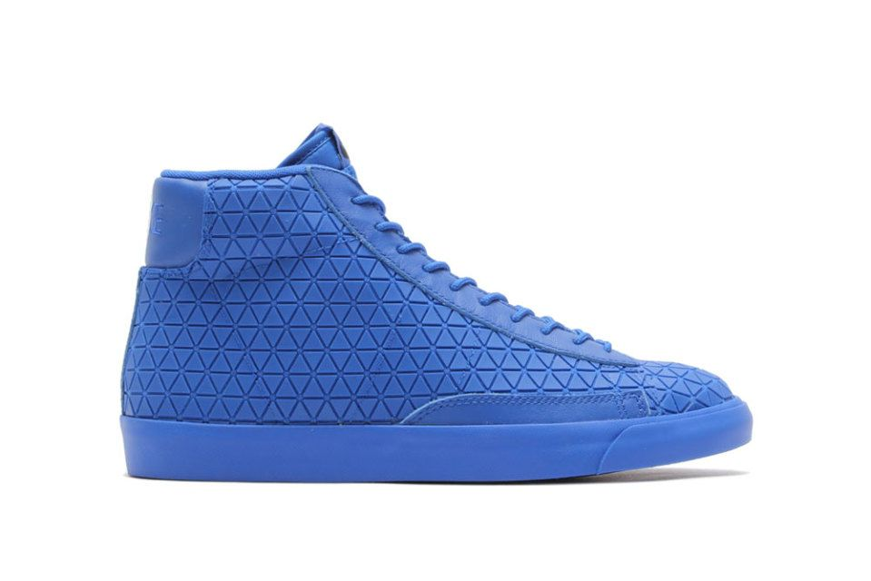 Grant Taylor X Nike Sb Blazer Mid Official Images Release Info Royal Blue Sneakers Nike Trends Nike Blazer