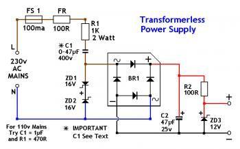 12v Transformer Wiring Diagram - Wiring Diagrams on