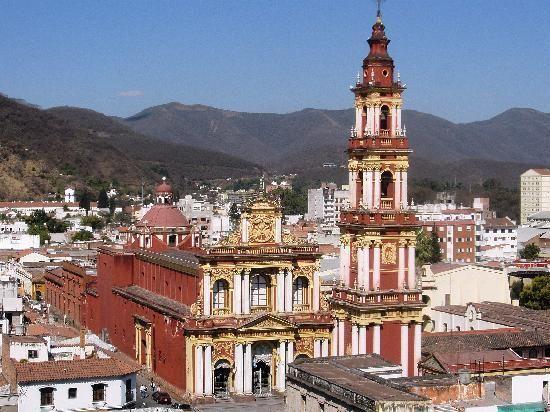 Iglesia San Francisco, Salta (Argentina)
