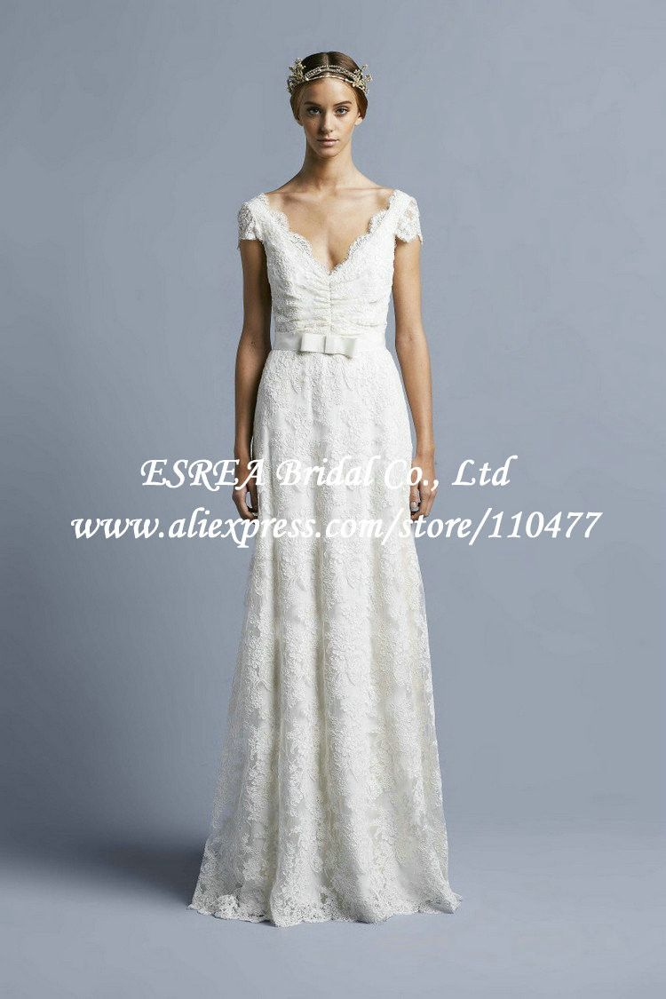 Charming Vestidos Novia Hippie Pictures Inspiration - Wedding Ideas ...