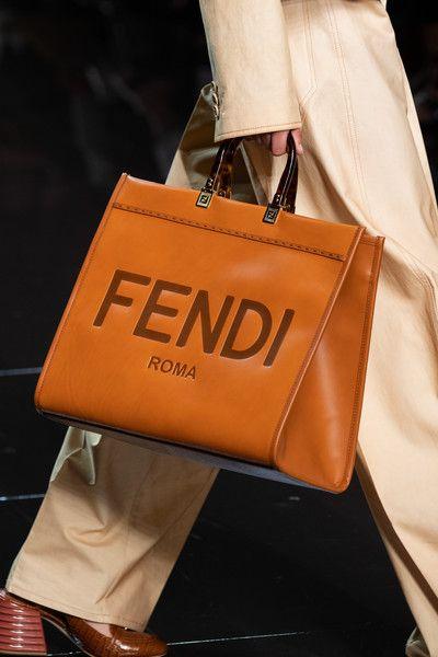 Photo of Fendi at Milan Fashion Week Spring 2020