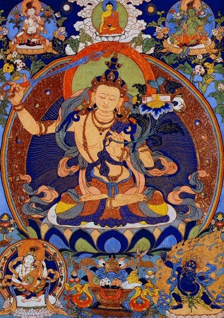 Www Kungacholing Org Buddhist Art Manjushri Buddha Art