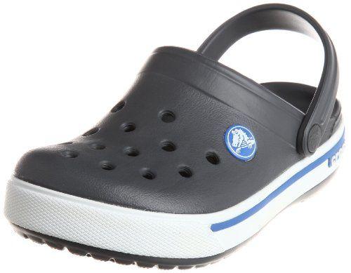 498d22308aa4 Crocs Crocband II.5 Clog (Toddler Little Kid)