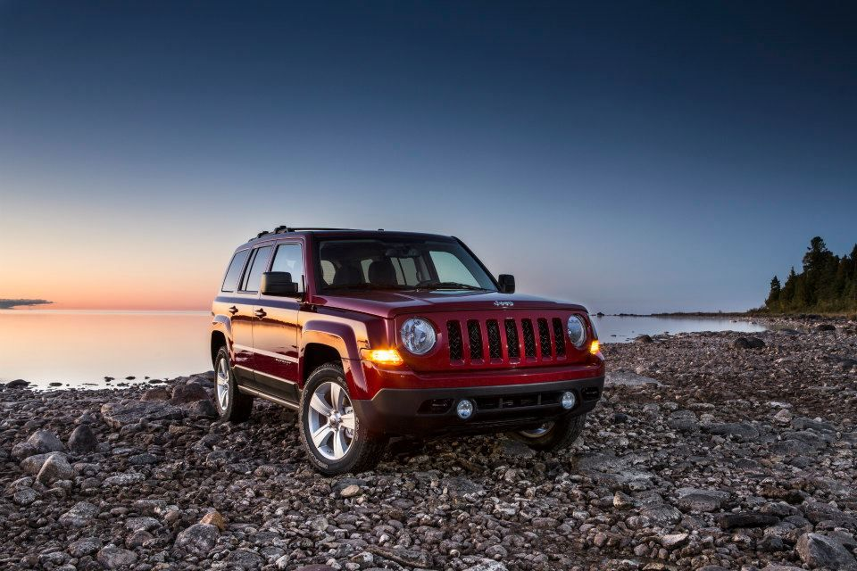 Jeep Patriot. For 2014, the Jeep Patriot boasts improved