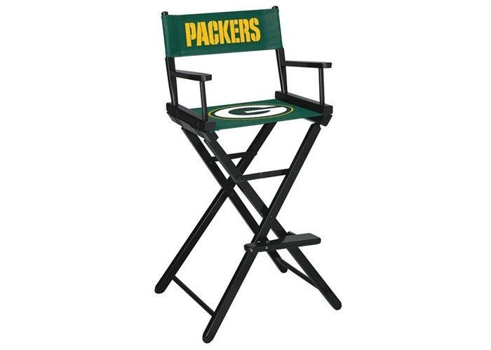 Green Bay Packers NFL Bar Height Directoru0027s Chair | Products | Pinterest |  Packers Nfl And Products