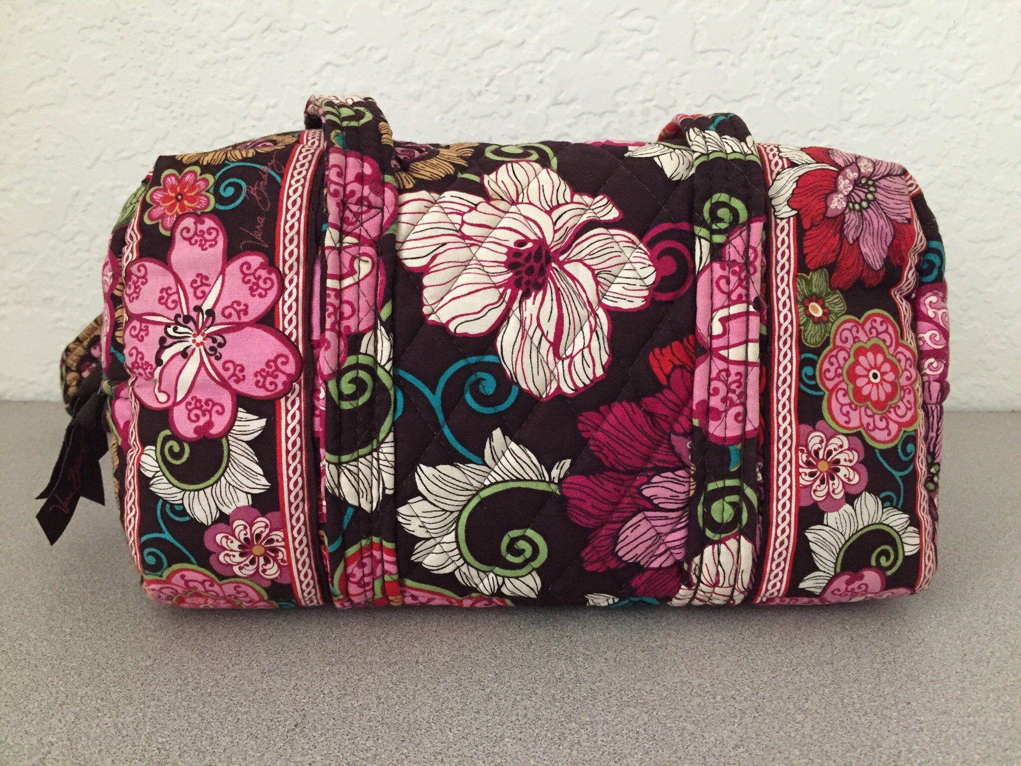 Vera Bradley Shoulder Bag, Handbag, Pocketbook, Designer