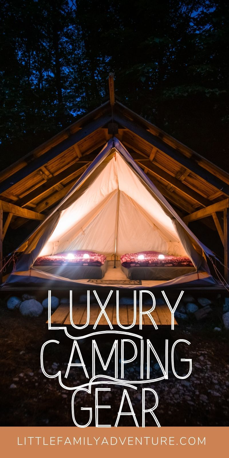 Photo of 15 Glamping Essentials That Turn Camping into A Luxury Experience