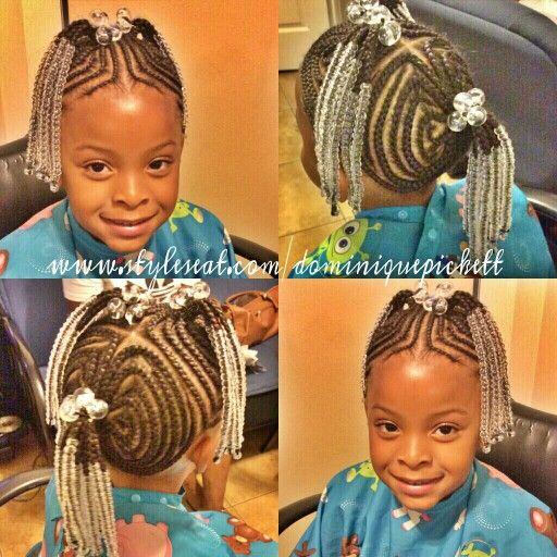 HairByDPickett #i♡Hair | Braids | Pinterest | Kid braids, Girl ...
