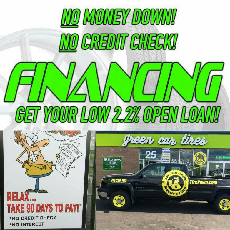 Look Awesome News Financing Tires Wheels Rims Getyourpawnon