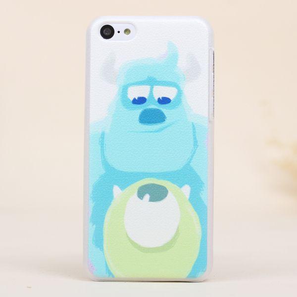 iphone5S手机壳iphone4S外壳硬壳后壳5C手机套保护壳 日韩风新款