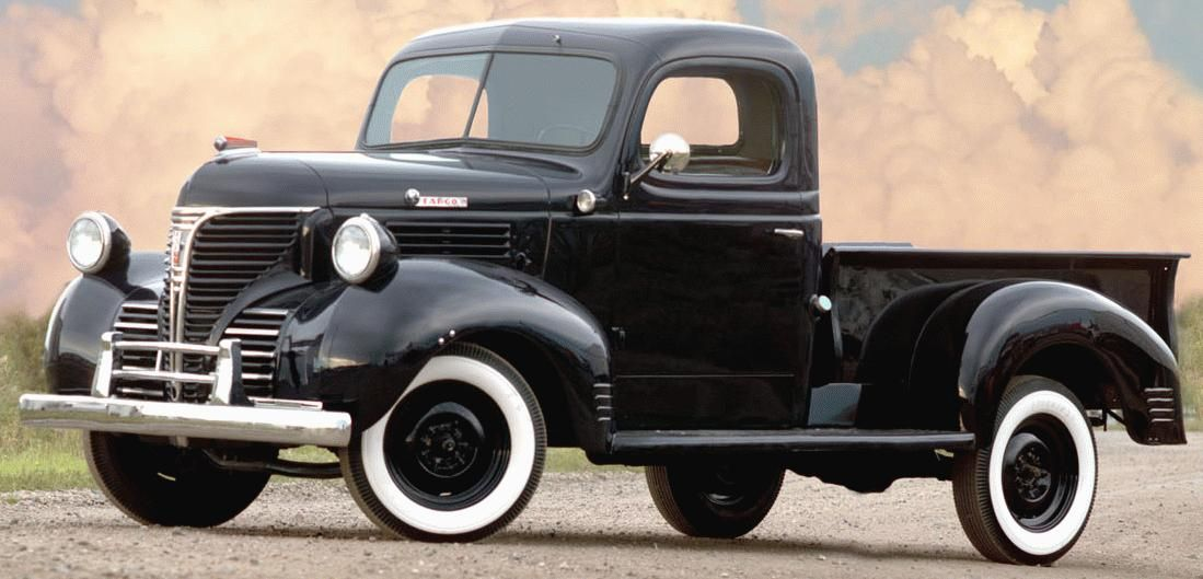 1941 Fargo Fk Series Fargo Truck Vintage Pickup Trucks Old