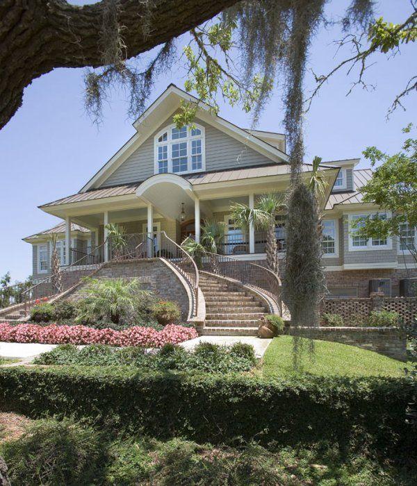 Carolina Home Exteriors: South Carolina Homes Architecture