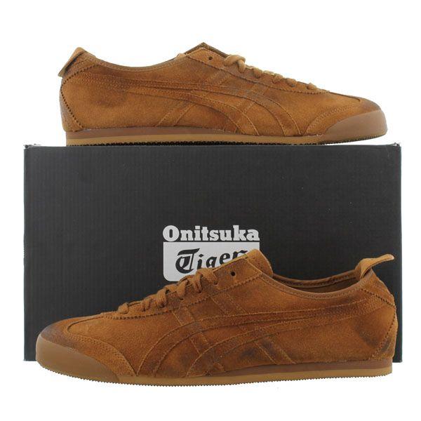 huge discount 7d35b 613d1 Onitsuka Tiger - Mexico 66 - Camel - Mens   Shoes