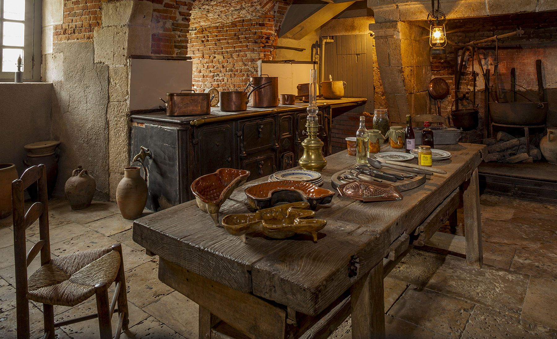 ancient kitchen   Into the Woods   Pinterest
