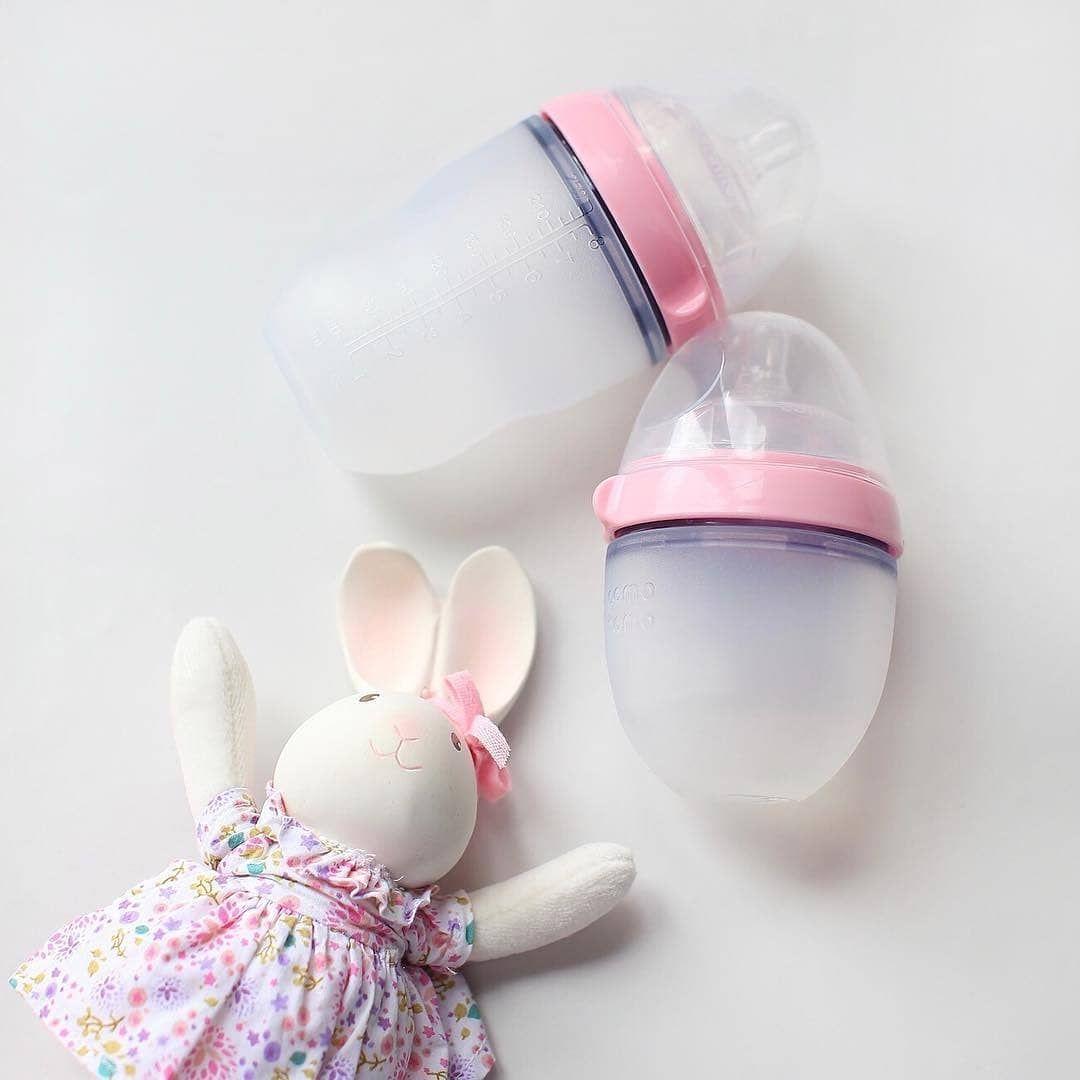 Pink Comotomo Bottles Comotomo Comotomo Bottle Comotomo Bottles Comotomo Products Baby Best Baby Bottles Baby Bottle Storage Baby Bottle Organization