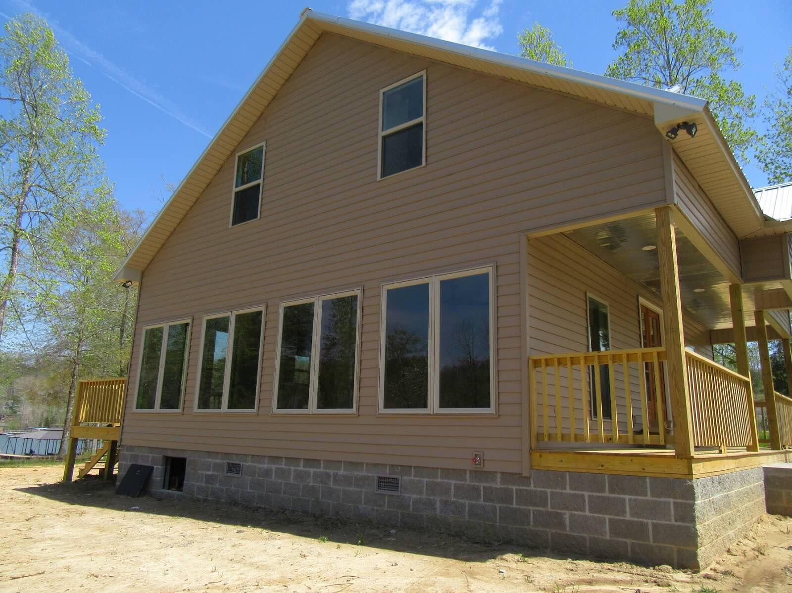 Eric thweatt construction for sale on lewis smith lake