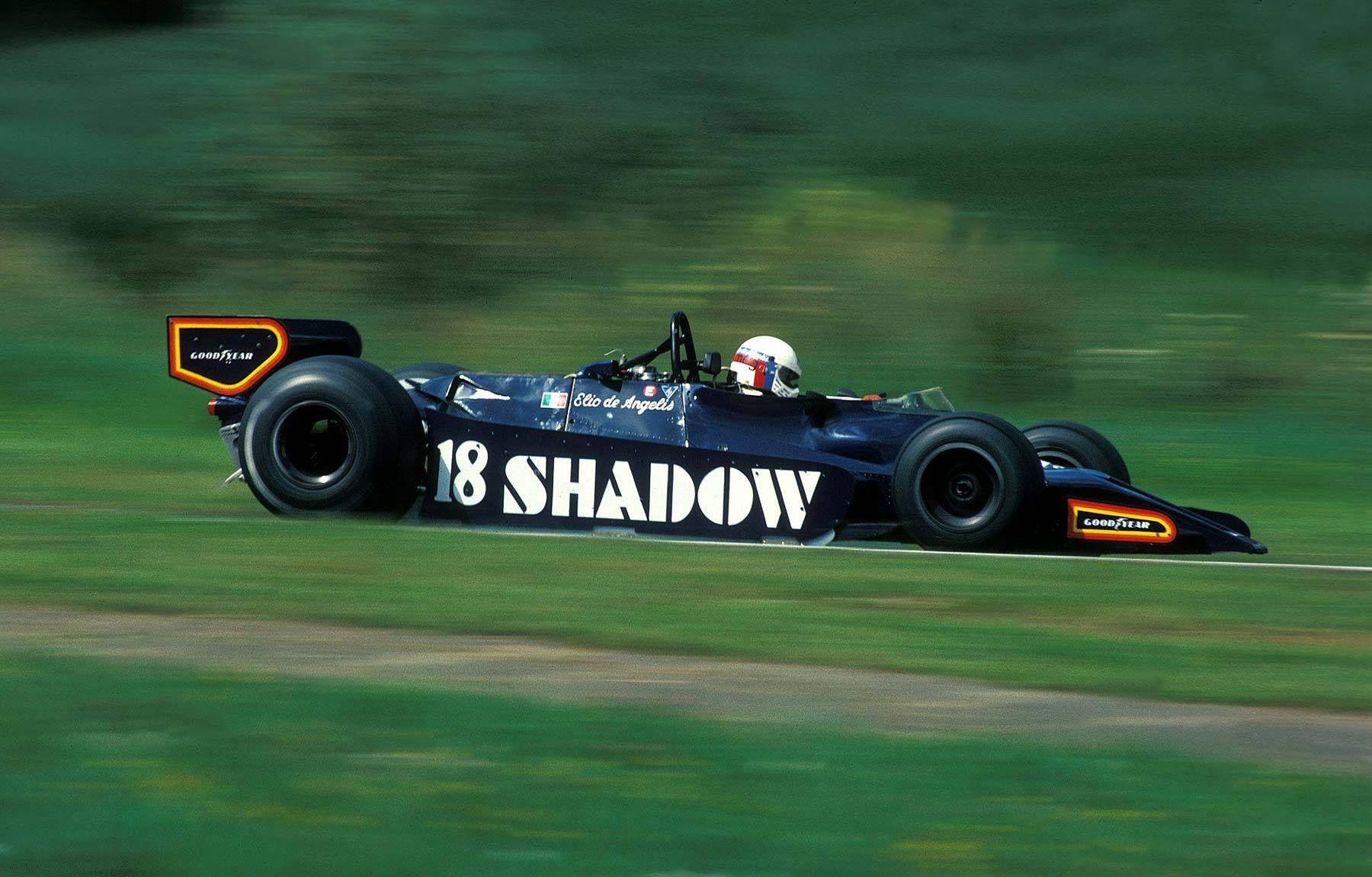 Elio de Angelis Gilles villeneuve, Le castellet, Formule 1