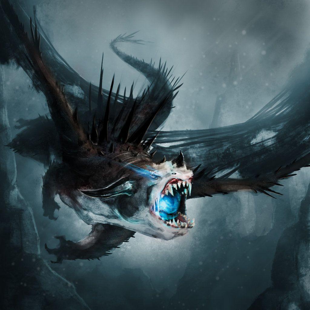 39+ Lich dragon ideas