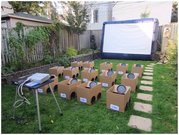 backyard party ideas for adults Backyard Pinterest Backyard
