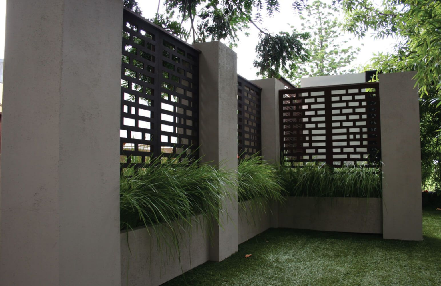 Project Gallery Outdeco Outdoor Decorative Screen Panels