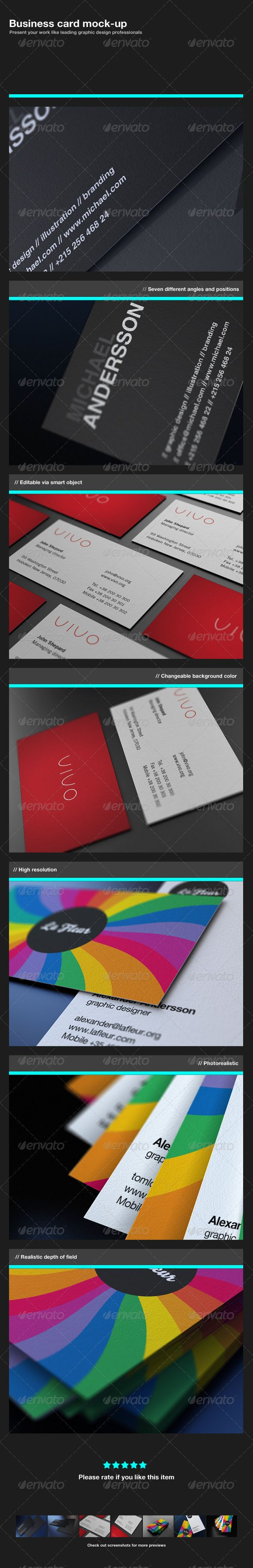 Business card mock up pinterest business cards mockup and card business card mockup photoshop psd presentation render available here httpsgraphicriveritembusiness card mockup319932refpxcr reheart Image collections