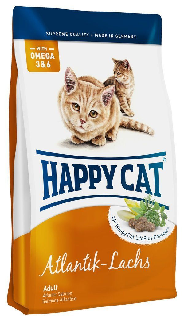 happy cat dry cat food atlantic salmon 10 kg cats stuff