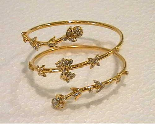 ladies bracelets designs in gold images personal jewelry