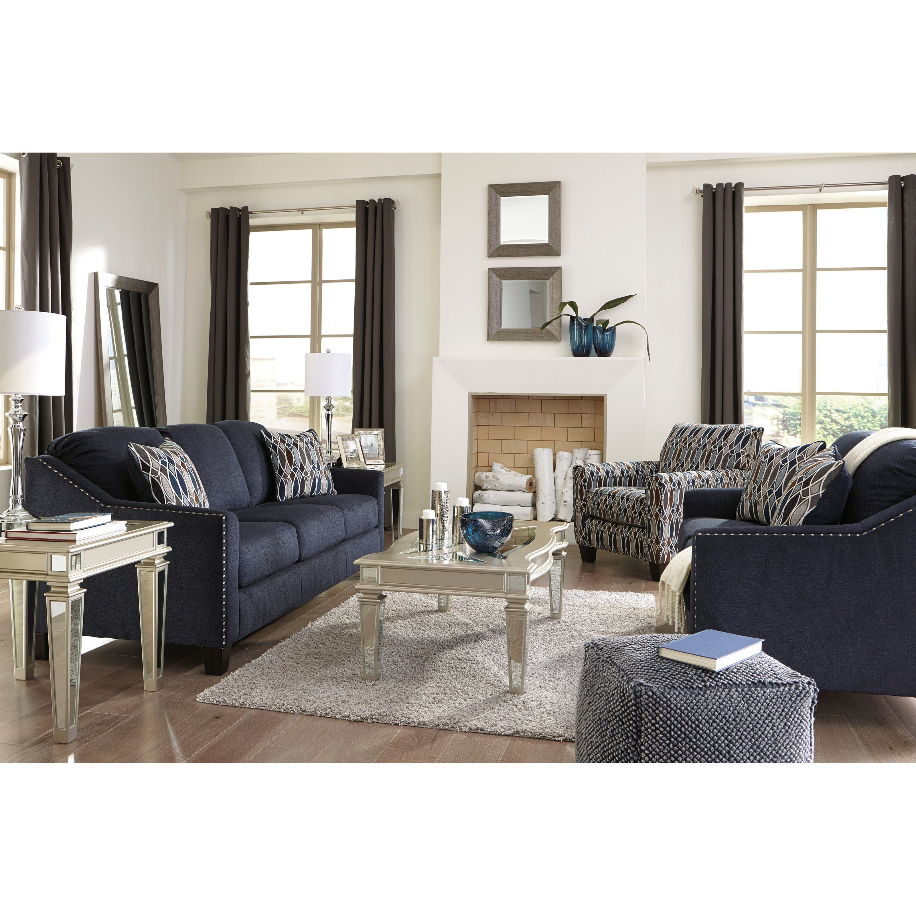 Creeal Heights Living Room Group By Benchcraft By Ashley Modern
