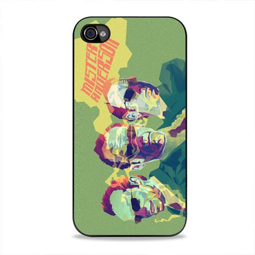 Mister Anderson iPhone 4, 4s Case