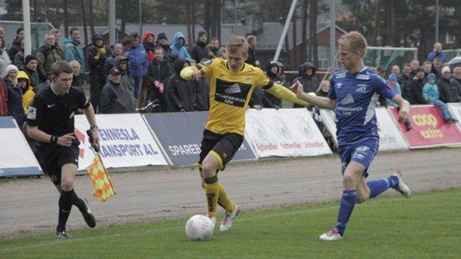 Hodnemyr Vindbjart-Start